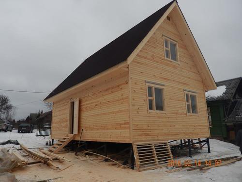 Строительство каркасного дома: этапы, особенности, материалы