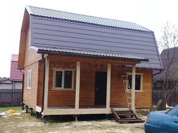 Дом из бруса 1953