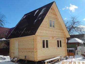Дом из бруса 2061