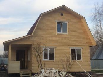Дом из бруса 2029