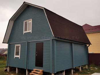 Дом из клееного бруса 1235