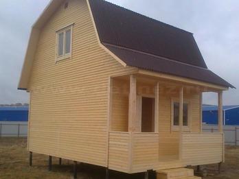Каркасный дом 2093