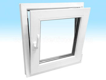 Пластиковые окна 600х600мм