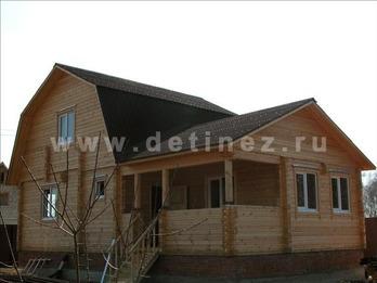 Дом 1122 из бруса