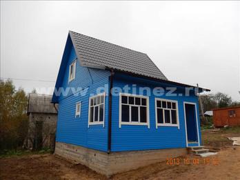 Дом из бруса 1022