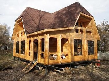 Дом 1039 из бруса