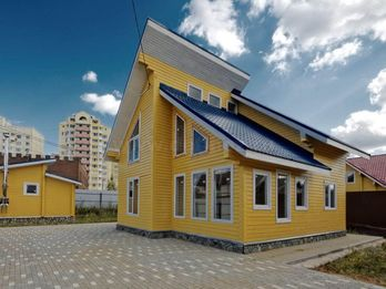 Коттедж №134А 115 м²