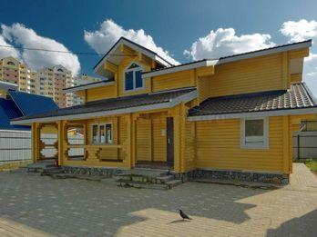 Коттедж №135А 156 м²