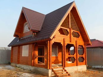Дом из бруса 1609