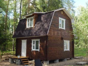 Дом из бруса 1827