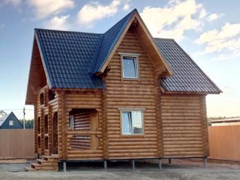 Дом из бревна 2005