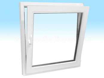 Пластиковые окна 900х900мм