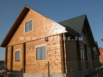 Фото 540 - дом из бруса