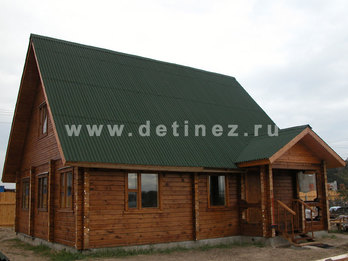 Фото 718 - дом из бруса