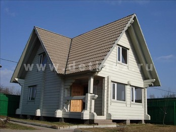 Фото 65 - дом из бруса