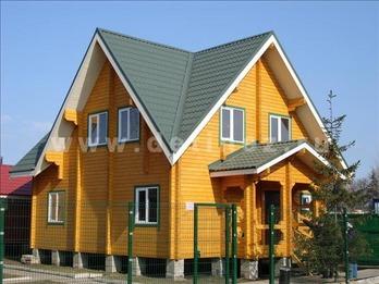 Фото 100 - дом из бруса