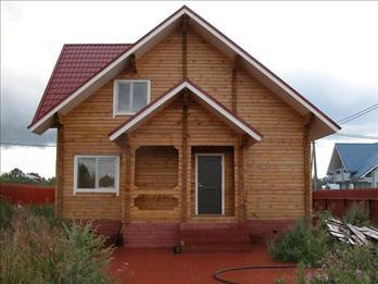 Фото 108 - дом из бруса