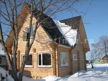 Фото 29 - дом из бревна