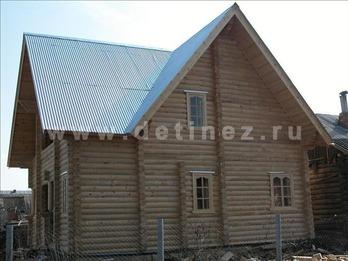 Фото 30 - дом из бревна