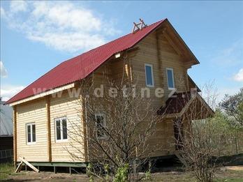 Фото 143 - дом из бруса