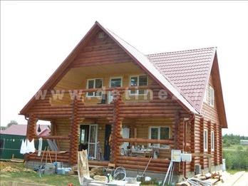 Фото 211 - дом из бревна