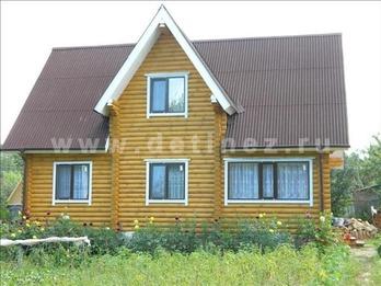 Фото 375 - дом 6х9 из бревна