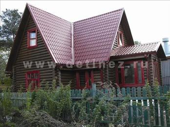 Фото 33 - дом из бревна