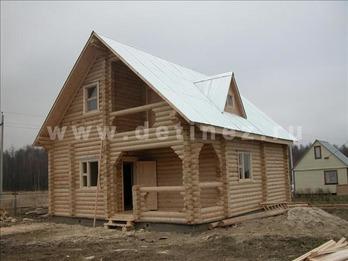 Фото 39 - дом из бревна
