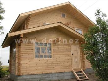 Фото 76 - дом из бруса