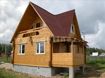Фото 69 - дом из бруса