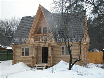 Фото 51 - дом из бревна