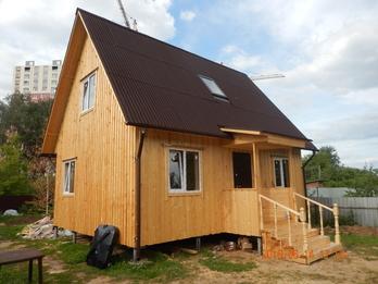 Фото 1322 - Каркасный дом