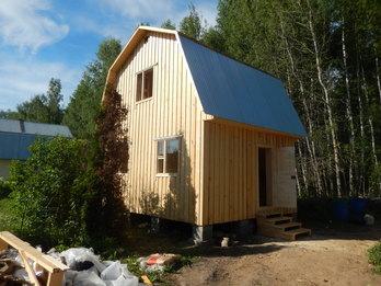 Фото 1324 - Каркасный дом