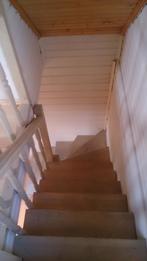 Деревянная лестница (фото 14)