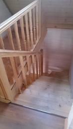 Деревянная лестница (фото 21)