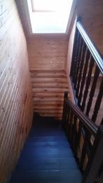 Деревянная лестница (фото 30)