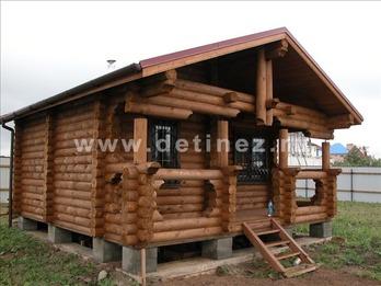 Фото 1066 - дом из бревна
