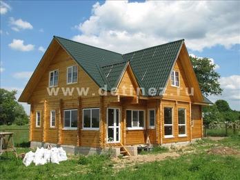 Фото 1098 - дом из бруса