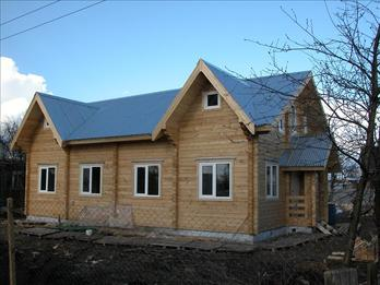 Фото 1112 - дом из бруса