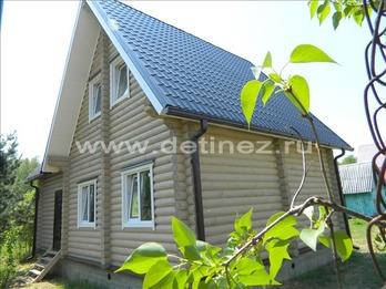 Фото 1114 - дом из бревна