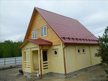 Фото 1129 - дом из бруса