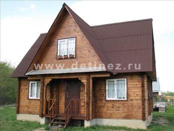 Фото 1119 - дом из бруса 6х8м