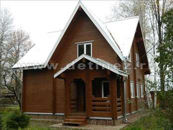 Фото 1150 - дом из бруса