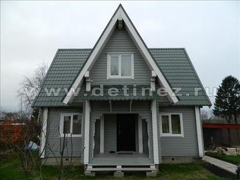 Фото 1155 - дом из бруса