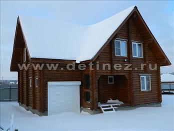 Фото 1187 - дом из бревна