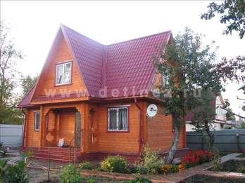 Фото 382 - дом 6х9 из бруса