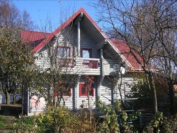 Фото 210 - дом из бревна
