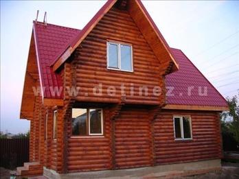 Фото 21 - дом из бревна