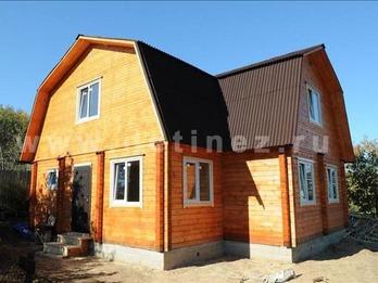 Фото 380 - дом 6х9 из бруса