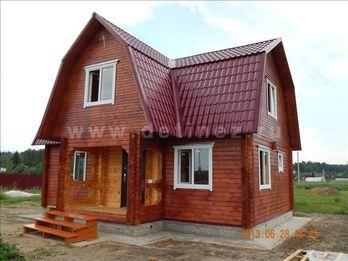 Фото 1204 - дом из бруса 6x9
